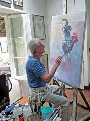 Graham Davis Painting | Graham Davis Paintings