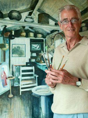 Graham Davis | Graham Davis Paintings