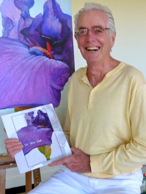 Do You See What I Feel Book | Graham Davis Paintings