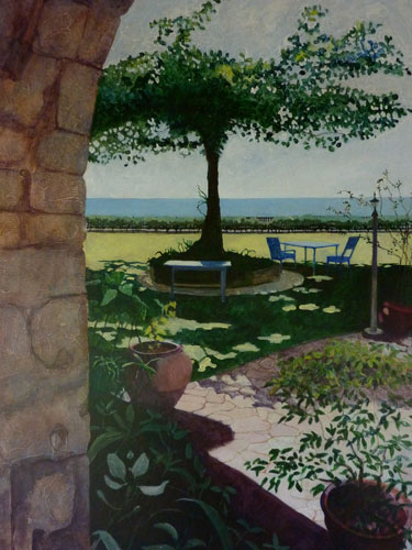 Mother's Tree - Painting Archive | Graham Davis Paintings