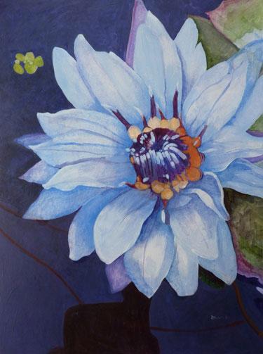 Prospect Waterlilly - Painting Archive | Graham Davis