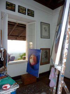 Golden Spring Studio   Graham Davis Paintings